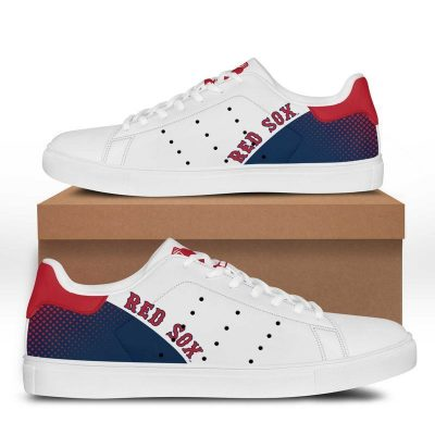 MLB Boston Red Sox Stan Smith Shoes Shoes
