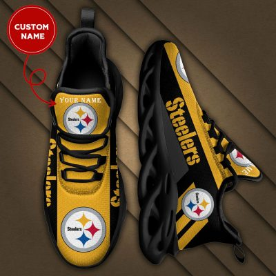 Personalized PITTSBURGH STEELERS Sneakers