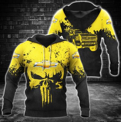 Chevrolet Chevy Truck Punished Hoodie Special Edition