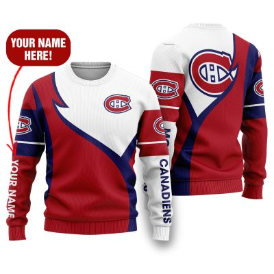 Montreal Canadiens Ugly Sweater