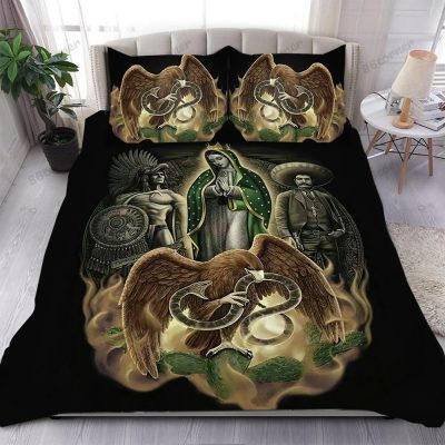 The Culture of Mexico Tradition Bedding Set