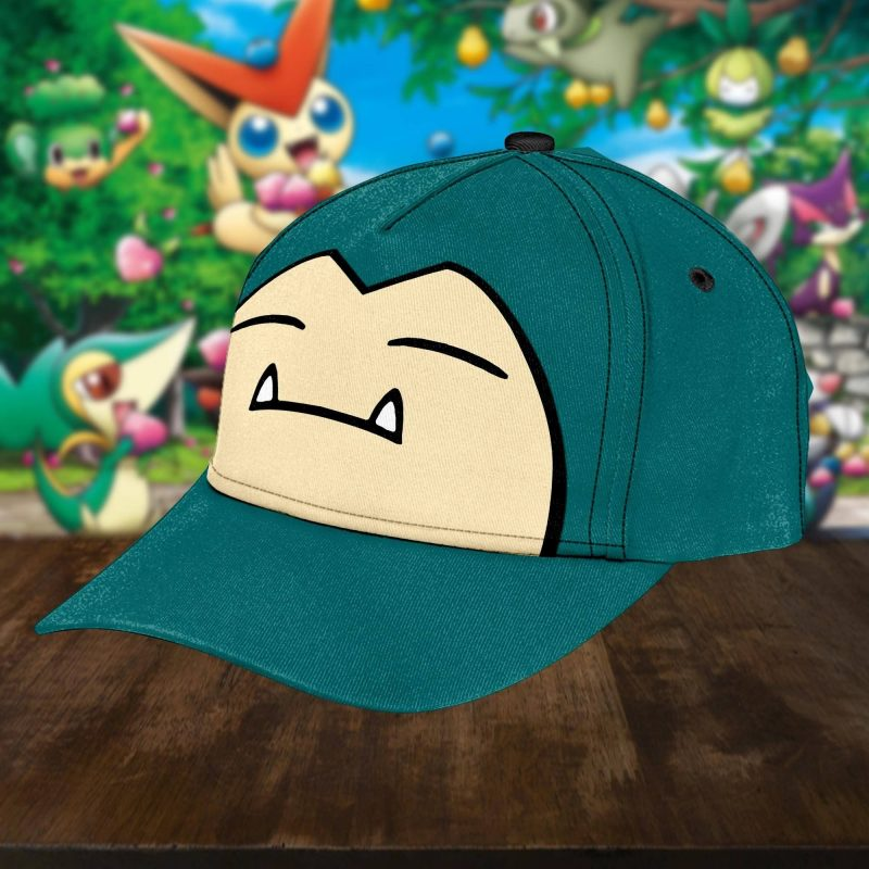 New cute 3D Shirt and Cap collection for Pokemon lovers